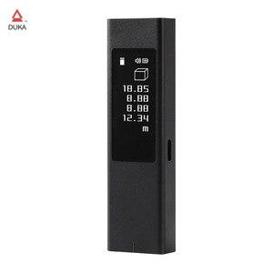 Image 1 - Youpin Duka 40M Laser Range Finder LS5 Touch Screen Opladen Range Finder Hoge Precisie Meetbereik Finder