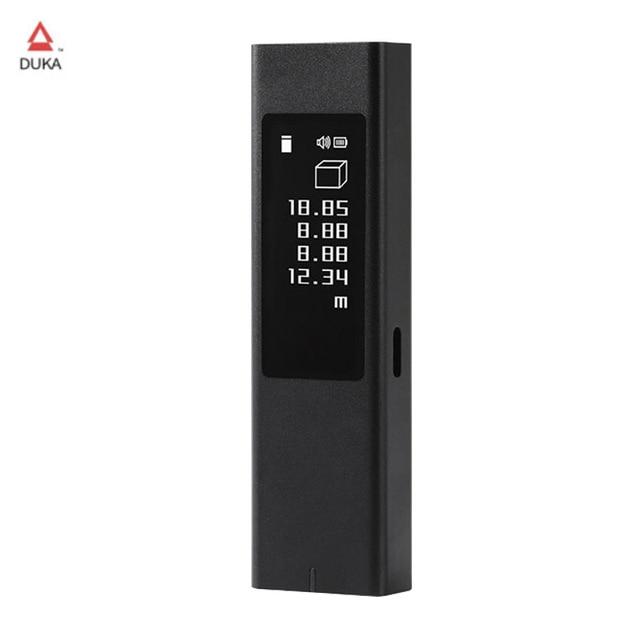 Youpin Duka 40M Laser Range Finder LS5 Touch Screen Opladen Range Finder Hoge Precisie Meetbereik Finder