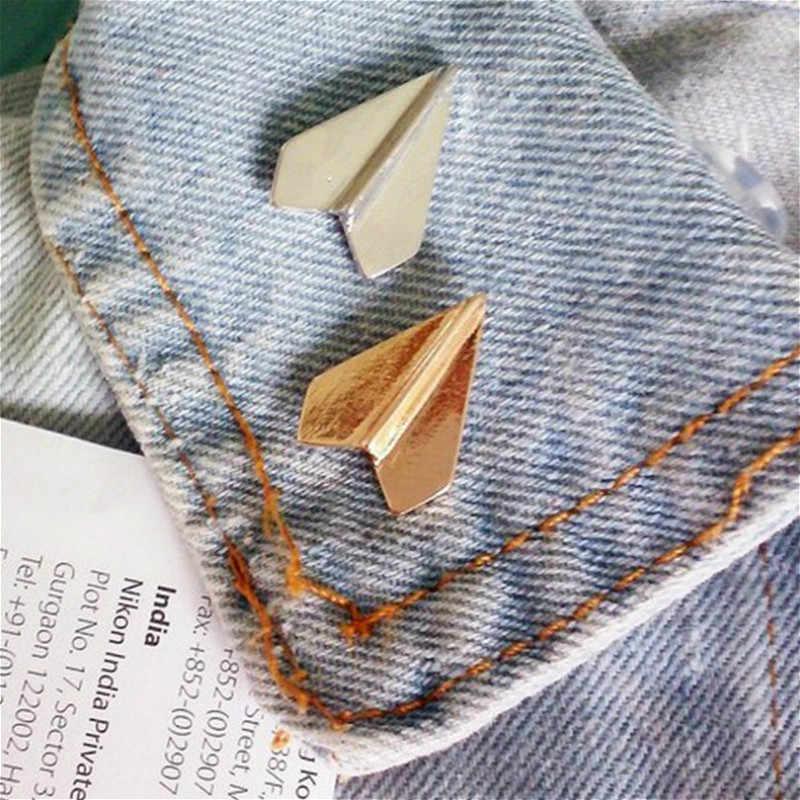 1 stücke Tier Pin Mode Einfache Flugzeuge Brosche Party Favors Kid Mädchen Kleidung Dekoration Baby Party Dekoration Geschenke