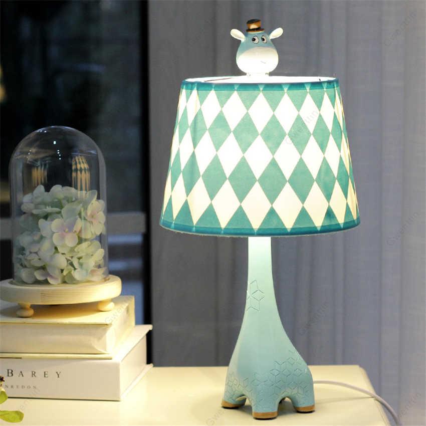 lampy stojące na biurko kwiaty do dziecięce