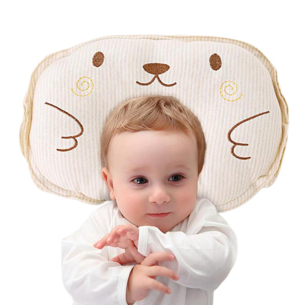Kuulee Baby Round Pillowanti - Slant Head Design Pillow