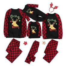 Aa 2020 модный семейный костюм для родителей и детей Рождественский