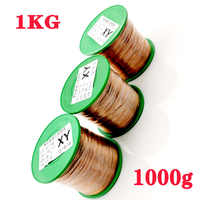 1000g / pc 0.2 0.25 0.3 0.35 0.4 0.45 0.5 0.6 0.7 0.8 0.9 1.0 1.2 mm Wire Enameled Copper Wire Magnetic Coil Winding DIY