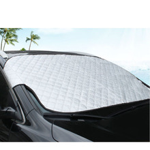 Car-Cover Windscreen Exterior Hatchback Sedan Sunshade Snow-Block Outdoor-Protection