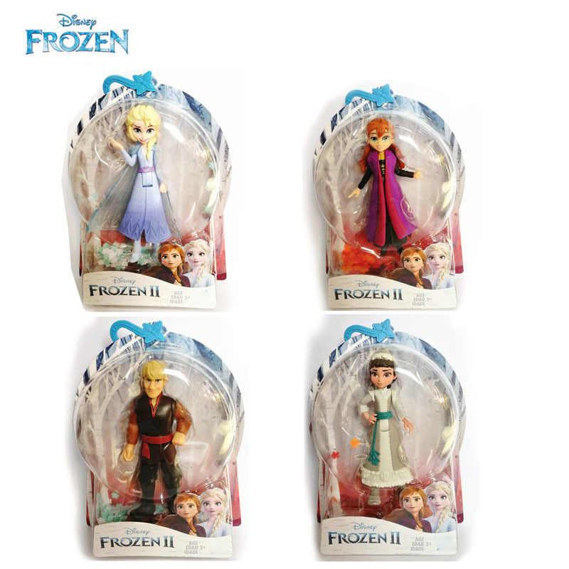 Disney Congelado 2 Elsa Anna Kristoff Honeymaren Juguetes Muñeca Princesa Vestido Encontrar Tu Magia Para Niños Navidad