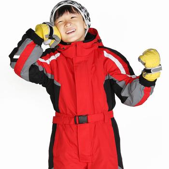 TWTOPSE dzieci narciarstwo garnitur kombinezon jeden kawałek garnitur śniegu zima Snowboard odzież dla dzieci dziewczyna chłopak na zewnątrz izolowane spodnie kurtka zestaw tanie i dobre opinie Pasuje na mniejsze stopy niezwykle Proszę sprawdzić informacje o rozmiarach ze sklepu Chłopcy Kids Skiing Suit Coverall One Piece Snow Suit