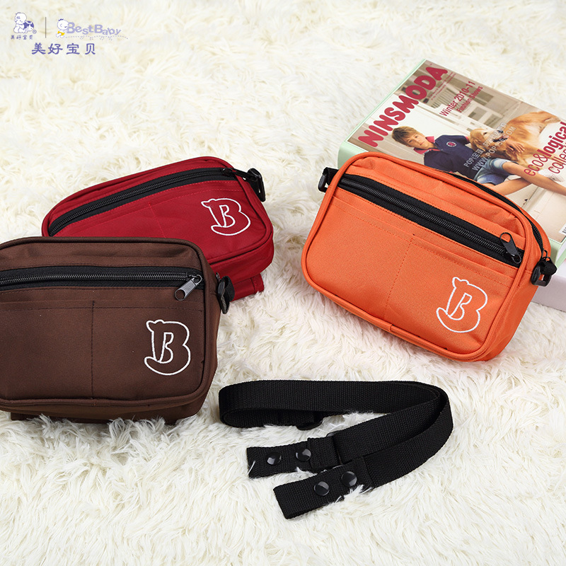 WOMEN'S Bag Waterproof Oxford Cloth Cross-body Cash Storage Bag Shoulder Bag Women's Business Bao Shou Wallet Casual Mom Bag