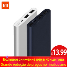 Xiaomi Mi Power Bank 2 10000 mAh Redmi Power