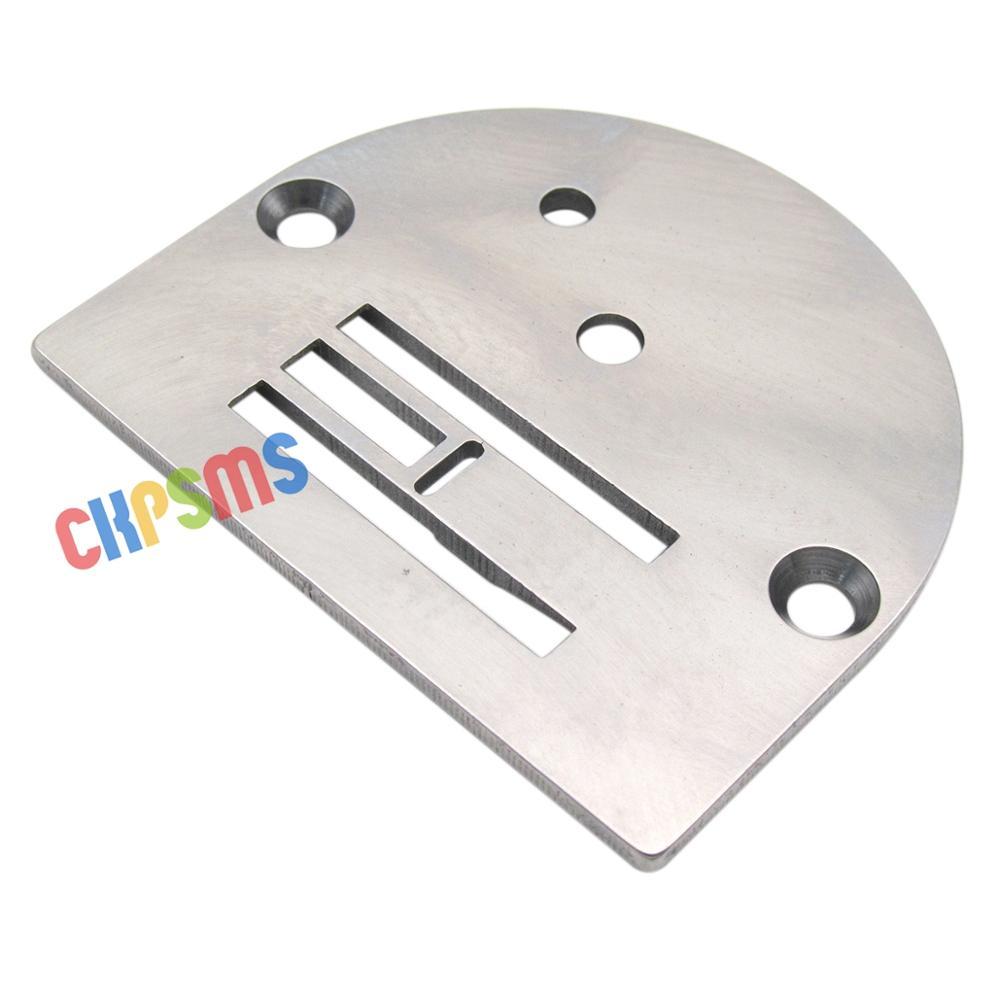 1 PCS #91-046313-04 NEEDLE PLATE FIT FOR Pfaff 138 238 Zig-Zag SEWING MACHINE(China)