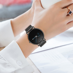 LIGE New Fashion Women Watches Top Brand Luxury Stainless Steel Strap Wristwatch for Women Waterproof Quartz Ladies Watch Women