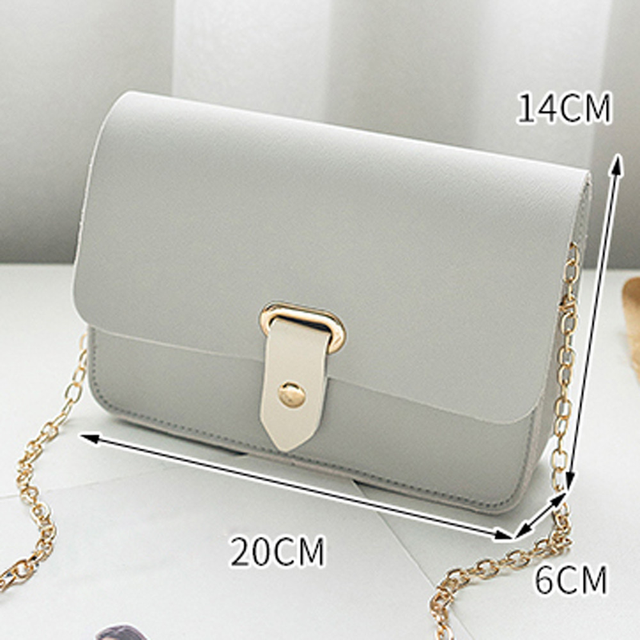 PU Leather Fashionable Shoulder bags For women