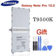 100% original tablet bateria t9500k para samsung galaxy note pro 12.2 SM-P900 p901 p905 t9500c t9500u t9500e 9500mah akku + ferramentas