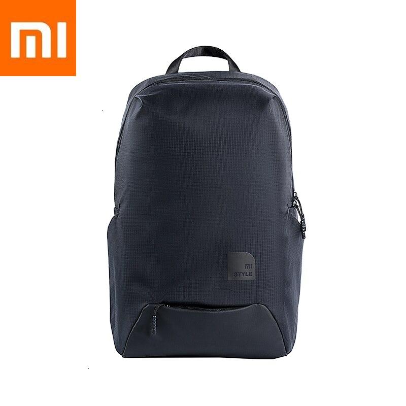 Xiao mi loisirs Sport Packback technologie décompression matériel rafraîchissant Cool 23L espace de stockage IPX4 étanche Xio mi sac