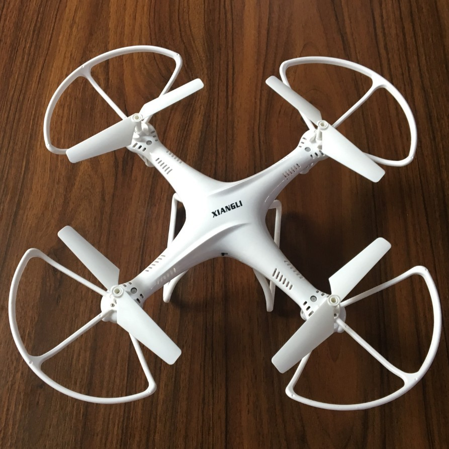 Teaching Unmanned Aerial Vehicle Set High Drop-resistant 683 Wifi Aerial Remote-control Aircraft Quadcopter
