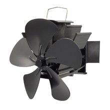 Ветрогенератор с 5 лопастями вентилятор для печи работающий