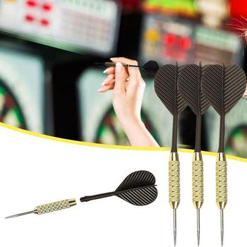 New 3PCS Soft Tip Darts Professional Electronic With Accessories Darts Home Tip Dardos Darts Soft Nylon Point Bar C1B4 image