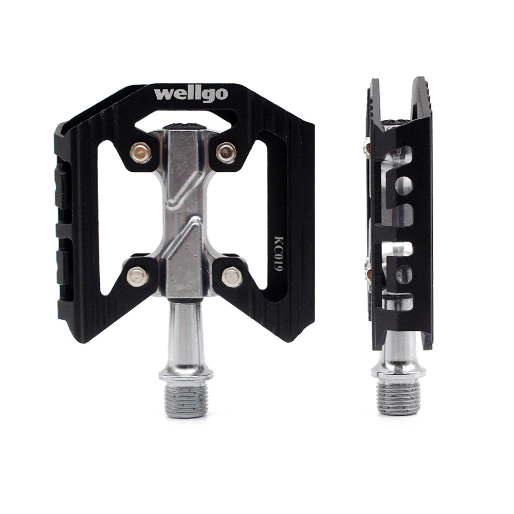 """Universal 9//16/"""" SMS Bicycle Pedals Ultralight BMX MTB ROAD Bike Pedals Magnesium"""