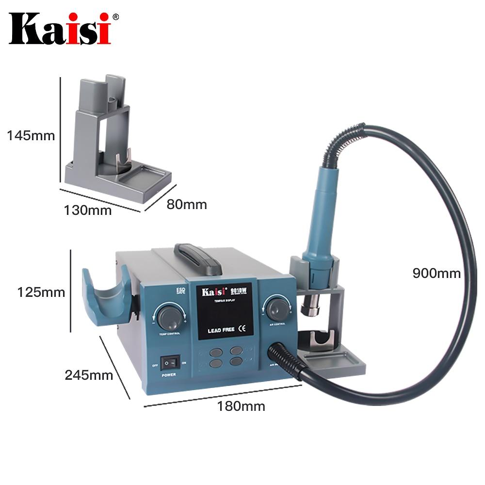 Tools : Original Kaisi 901DW 1000W Lead Free Hot Air Rework Station Professional  microcomputer temperature Heat Gun Soldering Station