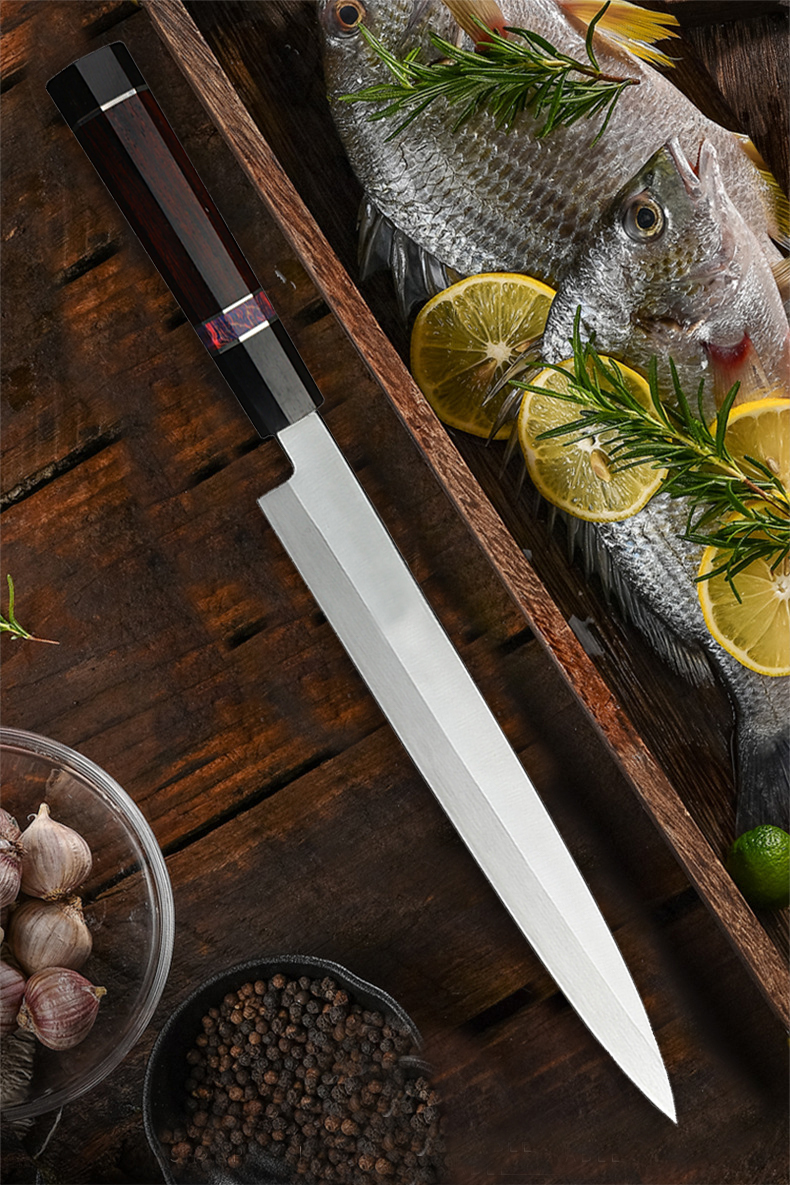 Japanese Filleting S Cleaver Composite Slicing Steel Japan Knives Yanagiba 2 Sushi Petty Knife Sashimi Layer VG10 Cooking