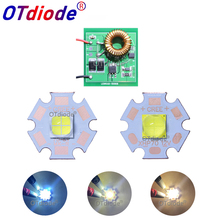 CREE XHP70 XHP70.2 6V 12V Kalt Warm Weiß High Power Led 20mm Kupfer + Ausgang 6V /12V fahrer für taschenlampe motorrad Licht
