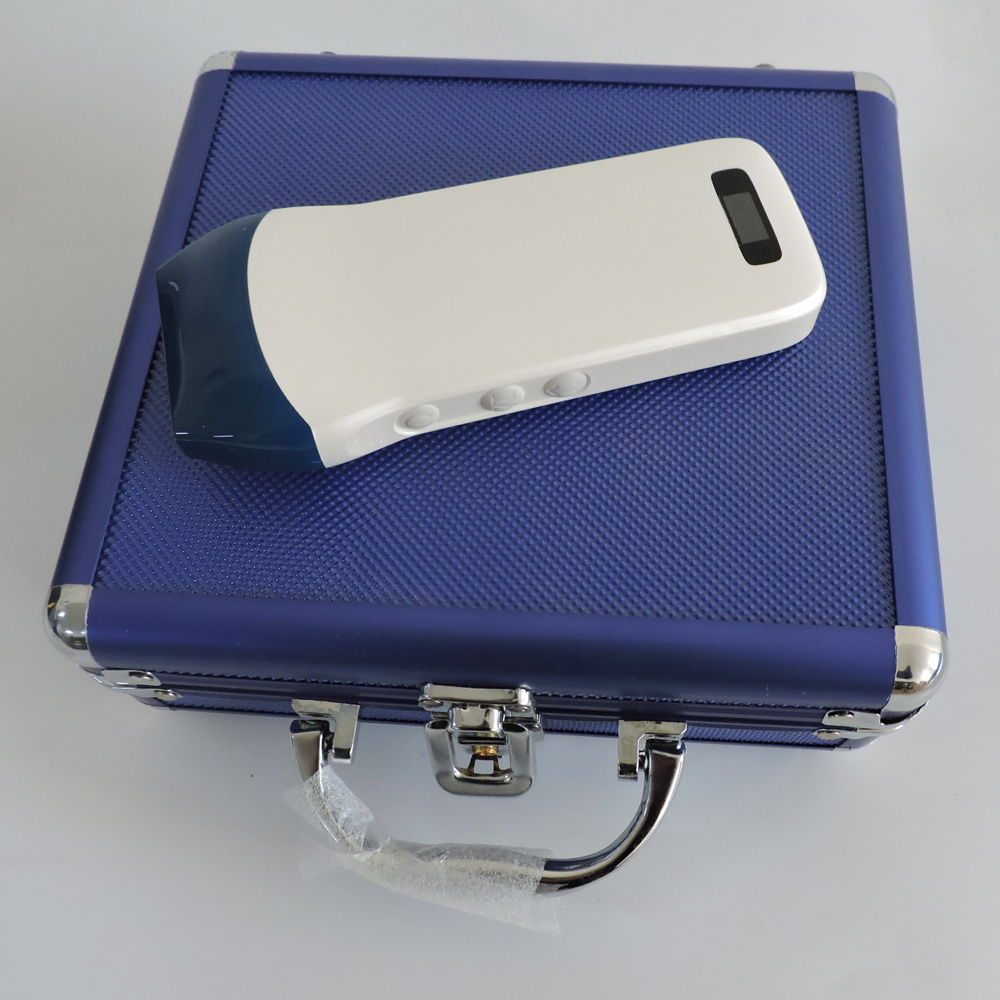 New  multi-Elements Portable Ultrasound scanner probe Convex/Linear 3.5/7.5/10/12Mhz Apple Ipad mini/Ipa