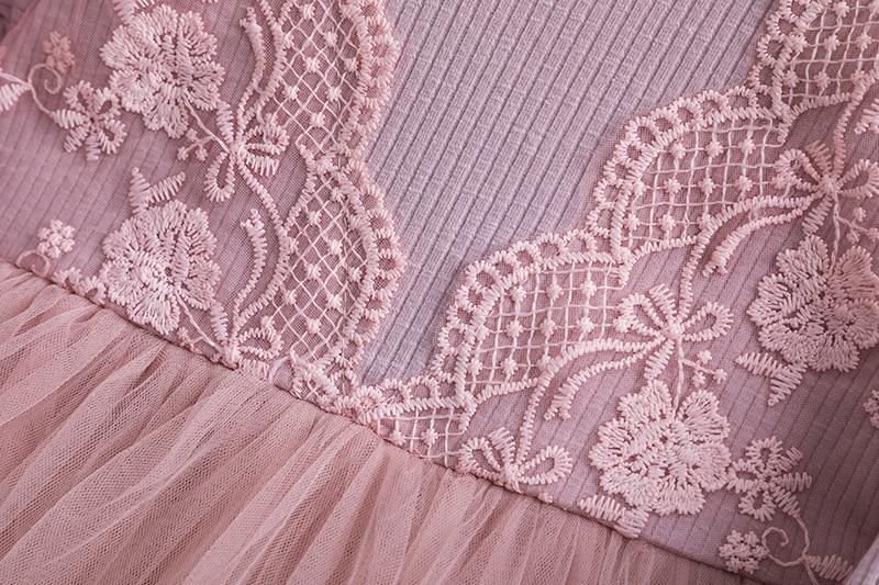 H914b707e9726473b977c0d83f7d76cb9l Girls Clothing Sets 2019 Summer Princess Girl Bling Star Flamingo Top + Bling Star Dress 2pcs Set Children Clothing Dresses