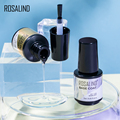 ROSALIND Top Base Coat Gel Polish UV Soak off Reinforce 7ml vernis Semi Permanent Nail Art Manicure Gel Varnish Primer base coat