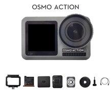 دي جي أوسمو عمل الرياضة كاميرا شاشات مزدوجة و rockfix استقرار مقاوم للماء 8 xبطيئة الحركة الأصلي العلامة التجارية الجديدة في المخزون