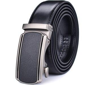 Image 2 - Bánh Răng Thắt Lưng Da Nam Da Đầm Thắt Khóa Tự Động