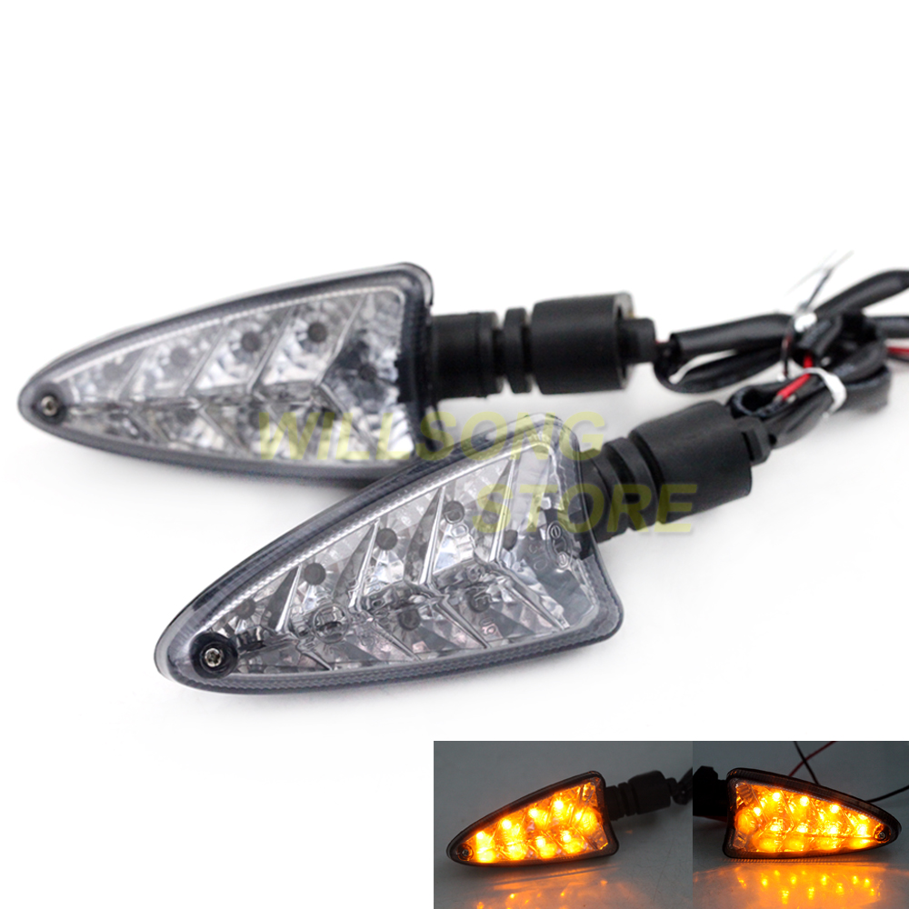 LED Turn Signal Lights Lamp Blinker Indicator Front Rear For BMW F800 GT/R/S/ST/GS F650 F700 GS Motorcycle Accessories Lighting image