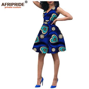 2018 Fashion african style dress for women african clothing robe africaine bazin riche maxi dress for sexy lady A722523 - DISCOUNT ITEM  13% OFF All Category