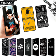 Arctic Monkeys Silicone Soft Case for Samsung A3 A5 A6 Plus A7 A8 A9 A10 A20 A30 A50 A10S A30S A50S