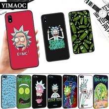 Cartoon Rick And Morty Silicone Soft Case for Redmi 4A 4X 5 Plus 5A 6 Pro 6A 7 7A S2 Go K20 Note 5A Prime 8 ariana grande lovely cartoon silicone soft case for redmi 4a 4x 5 plus 5a 6 pro 6a 7 7a s2 go k20 note 5a prime 8