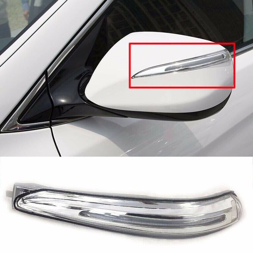 Genuine OEM Side Mirror Signal Lamp Repeater Left Right For Hyundai Santa FE
