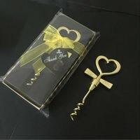 Free shipping Heart shaped bowknot bottle openerparty favor souvenir 100pcs/lot Tableware Dinnerware Sets