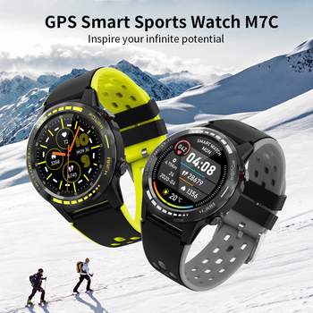M7C GPS Smart Watch