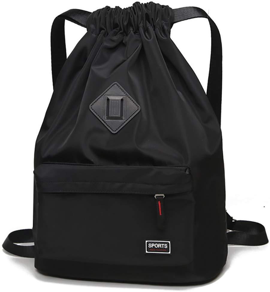 WANFULDA Waterproof Drawstring Sport Bag Lightweight Sackpack Backpack For Men And Women