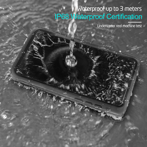 Image 3 - P30 Pro Waterdichte Case Voor Huawei P20 Pro Case IP68 Waterdichte Volledige Cover Voor Huawei P30 P20 Lite Mate 20 pro Duiken Coque