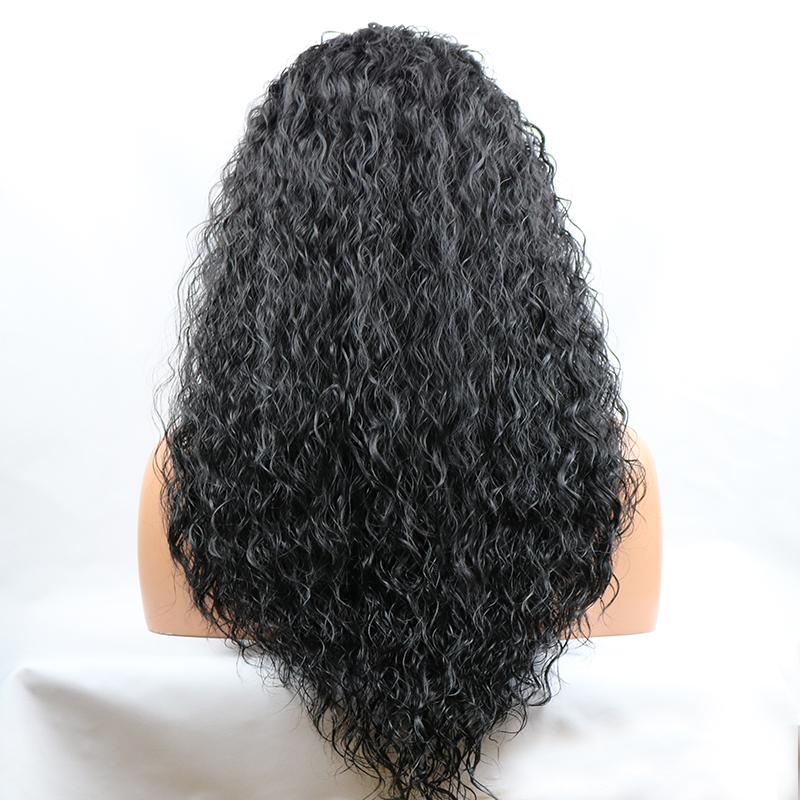 loose curly 13x6 lace fontal wig