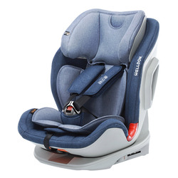 Welldon Hot Sale Baby Car Seats with ISO Fix and Top Tether
