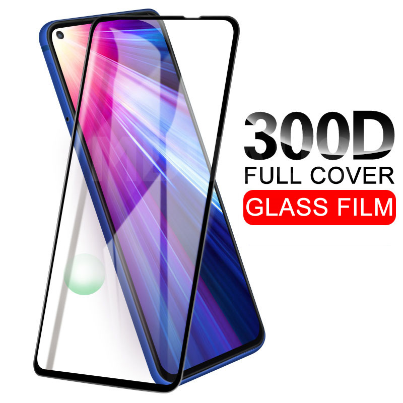 9D Protective Glass On The For Huawei Honor 9X 8X V30 V20 V10 Tempered Screen Protector Honor 20 10 9 8 Lite Glass Film Case