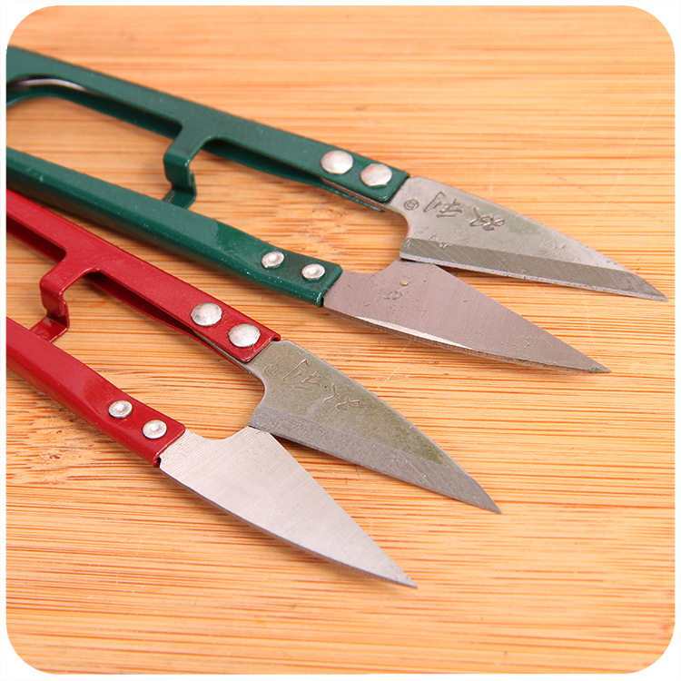 E136 Shuangli Paint Wire Cutter U-Shaped Connecter Scissors Dollar Store Supply Of Goods Binary Shop