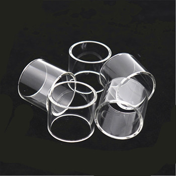 цена на 5pcs YUHETEC Replacement Glass Tube for Wismec Theorem RTA 2.7ml Vicino 3.5ml KESTREL RDTA 4ml