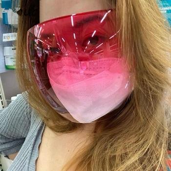 Nowe męskie damskie okulary ochronne Faceshield okulary ochronne okulary ochronne okulary przeciwpyłowe okulary ochronne okulary przeciwsłoneczne tanie i dobre opinie ShangeWFJia CN (pochodzenie) WOMEN Gogle Dla dorosłych Plastikowe tytanu NONE UV400 168mm Akrylowe 143mm