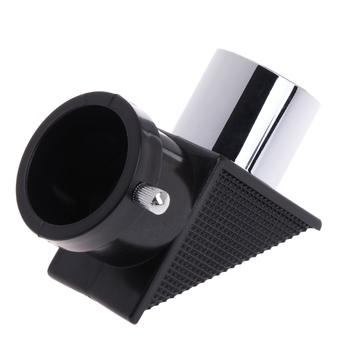 Przekątna lustro teleskop 1 25 #8221 90 stopni lustro dla teleskop astronomiczny okular monokularowy tanie i dobre opinie OOTDTY ELECTRICAL NONE CN (pochodzenie) Zenith Mirror NORMAL Adapter eyepiece 1 25inch