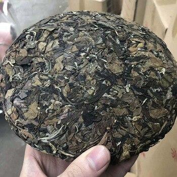350g High Quality China Fujian Fuding Laobai Tea Old Shoumei Cake Wild Old White Tea Green Food For Health Care 2
