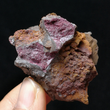 Mineral-Specimen Home-Decoration Chalcotrichite Natural China A2-3 Province From-Qinglong