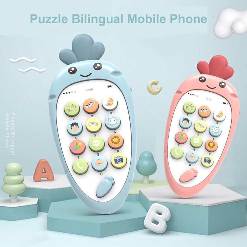 Mainan bayi menyeronokkan sedikit bunyi loceng bola mainan bayi - Mainan untuk kanak-kanak - Foto 5