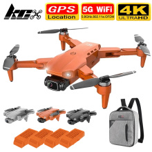 L900 pro drones 4k hd câmera dupla gps 5g wifi fpv quadcopter sem escova do motor rc distância 1.2km zangão profissional vs e520s sg108