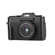 4K беспроводная видеокамера 30MP 1080P HD Цифровая камера 16X Zoom Anti-Shake с вращающимся на 180 ° экраном микрофон для путешествий/подарок